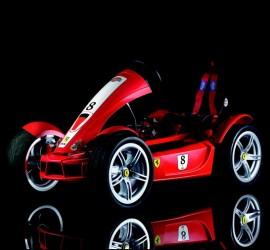 Kart à pédale BERG Ferrari FXX pour enfants